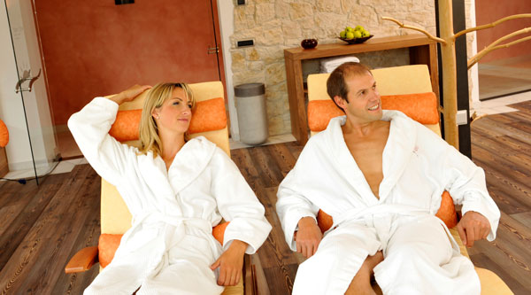 Wellness- & Relaxlandschaft